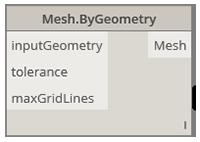 Dynamo_MeshByGeometry